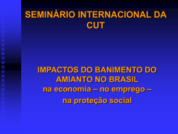 ILO Publib and IntraNet Web - Ministério do Meio Ambiente