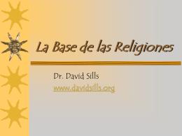 La Base de las Religiones