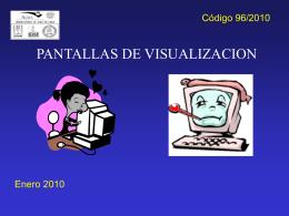 PANTALLAS DE VISUALIZACION - AURA-O