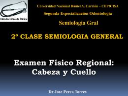 Examen Físico Regional