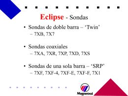 Eclipse - Sondas - Termoprocesos e Instrumentacion