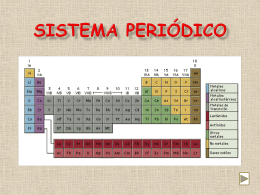 sistema periódico - Bienvenidos al Colegio Cristo Rey de Las Rozas