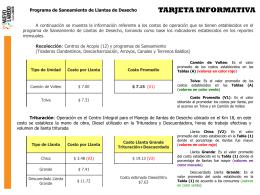LLANTAS SOPORTE