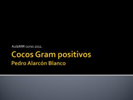 cocos gram positivos - Aula-MIR