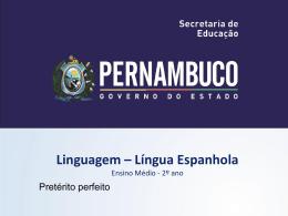 Língua Espanhola