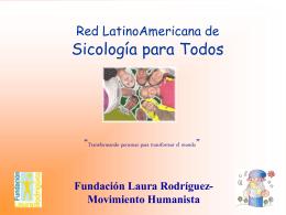 Red Latinoamericana de Psicología para Todos