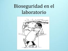 Power Bioseguridad - Facultad de Ciencias Bioquímicas y