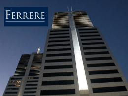 Presentación Dr. Daniel Ferrere - Cámara de Industrias del Uruguay
