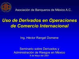 Asociación de Banqueros de México A.C. Servicios