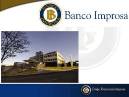 Franco Naranjo - Banco Improsa