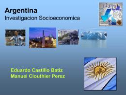 La República Argentina es un país ubicado en el extremo sur de