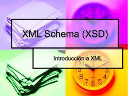 XML Schema (XSD)