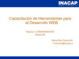 Capitulo 05 - Dreamweaver