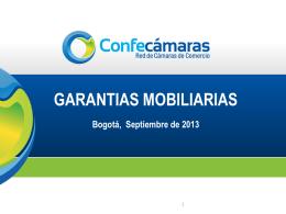 presentacion garantias mobiliarias - asobancaria cart 22