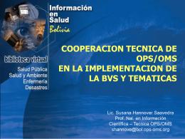 acceso a la informacion técnica y fuentes virtuales