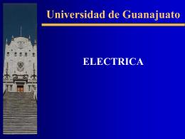 Cuerpos_UGelect - Universidad de Guanajuato