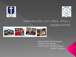 Presentación de PowerPoint - seminarioninos-jovenes