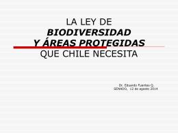 El Proyecto de BD que Chile_ necesita (SENADO)