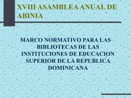 comisión coordinadora para la formulación de un marco