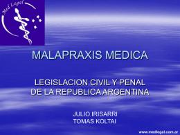 MalaPraxis Medica II