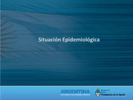 1| Situación Epidemiológica
