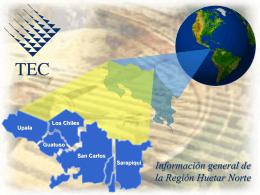 Regiones del país