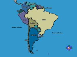 Datos generales de América Latina
