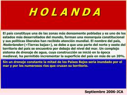 Holanda - Juan Cato