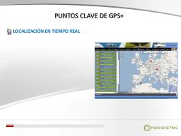 localización en tiempo real