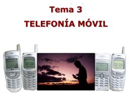 TELEFONÍA MÓVIL - El mayor portal de Gerencia