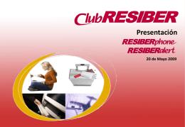 RESIBERphone-alert - Iberia Web Sistemas
