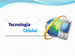 TecnologÃa celular (Para programas Técnicos Actualizado)
