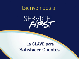 Servicio de Calidad - customer service training customer service