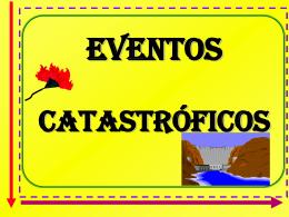 Eventos Catastróficos - Organización Panamericana de la Salud