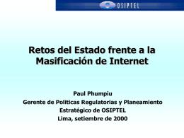 acceso a Internet