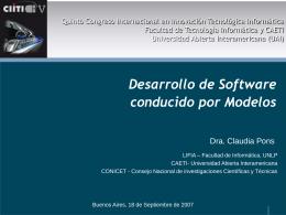 UML Básico - Universidad Abierta Interamericana