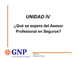 4.1.1 Filosofía y Mística de GNP