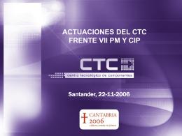 Presentación CTC Español