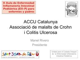 MANEL RIVERO ACCU Catalunya