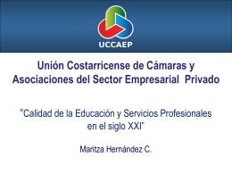 uccaep - Colegios Profesionales Universitarios de Costa Rica