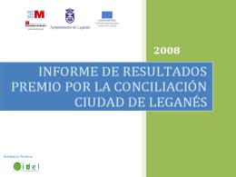 Diapositiva 1 - Ayuntamiento de Leganés