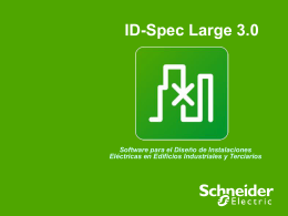 ID-Spec Large - Schneider Electric