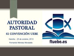 Autoridad pastoral