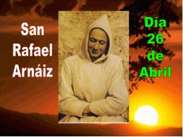 San Rafael Arnáiz