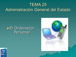 TEMA25 - Opositas.com