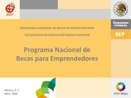 Diapositiva 1 - Subsecretaría de Educación Media Superior
