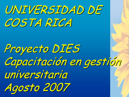 anexo 6 proyecto dies gestion universitaria ucr