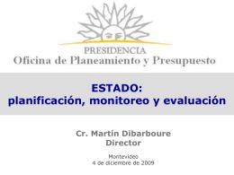 Presentación ppt Cr. Martín Dibarboure