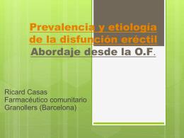 TAD_PPT_Slide Kit global 2007_Disfunción erectil_patología