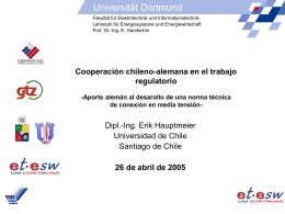 der Universidad de Chile